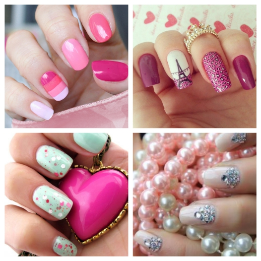 Quinceanera Nails , Quinceanera Mall